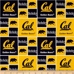 Collegiate Cotton Broadcloth University of California Berkeley