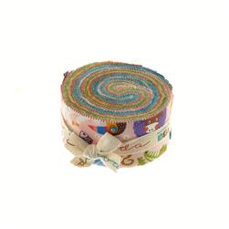 Moda ABC Menagerie Jelly Roll