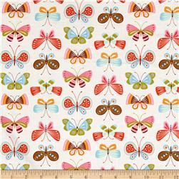 Moda Wing & Leaf Flutter Cloud