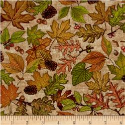 Shades of Autumn Leaf Tuss Cream