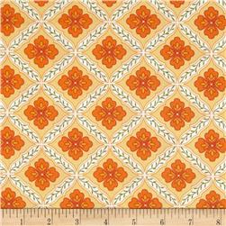 Catalina Lattice Orange