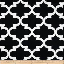 Premier Prints Fynn Black/White Fabric