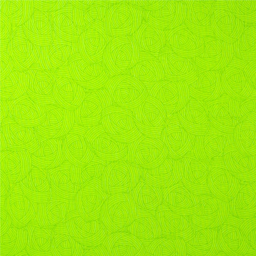 Lola Textures Lime Green