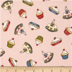 Penny Rose Paper Dolls Bakery Paper Dolls Cupcake Pink