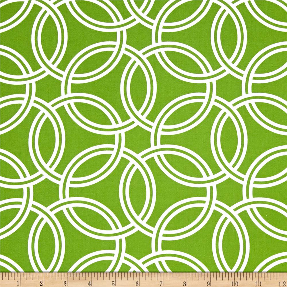 Michael Miller Bekko Home Decor Swirl Grass