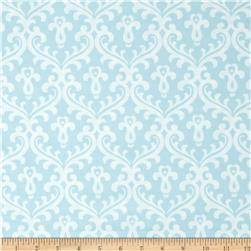 Joyful Damask Light Blue