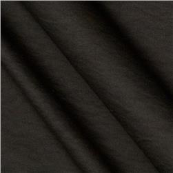 Crushed Crepe Sateen Black