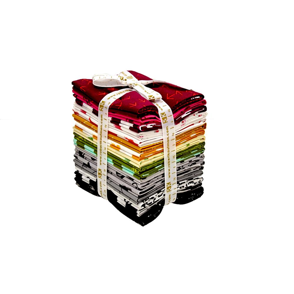Kaufman Color Dash Fat Quarter Bundle