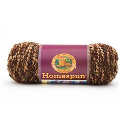 Lion Brand Homespun Yarn 601 Desert Mountain