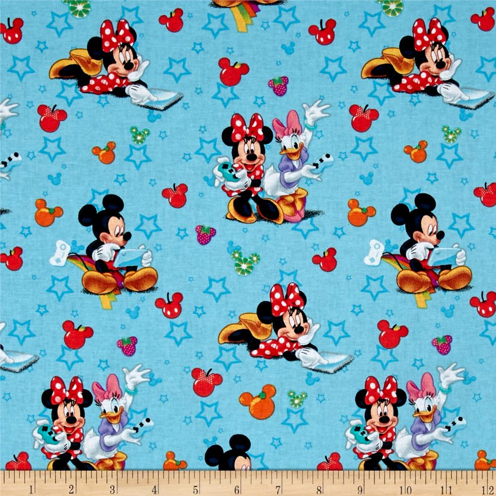 Disney Mickey and Friends Playtime Blue