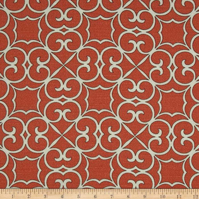 Swavelle/Mill Creek Elwyn Henna Orange