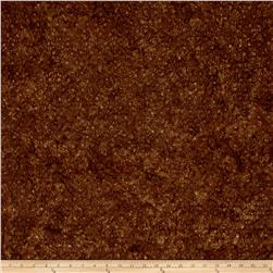 Wilmington Batiks Mini Dots Brown