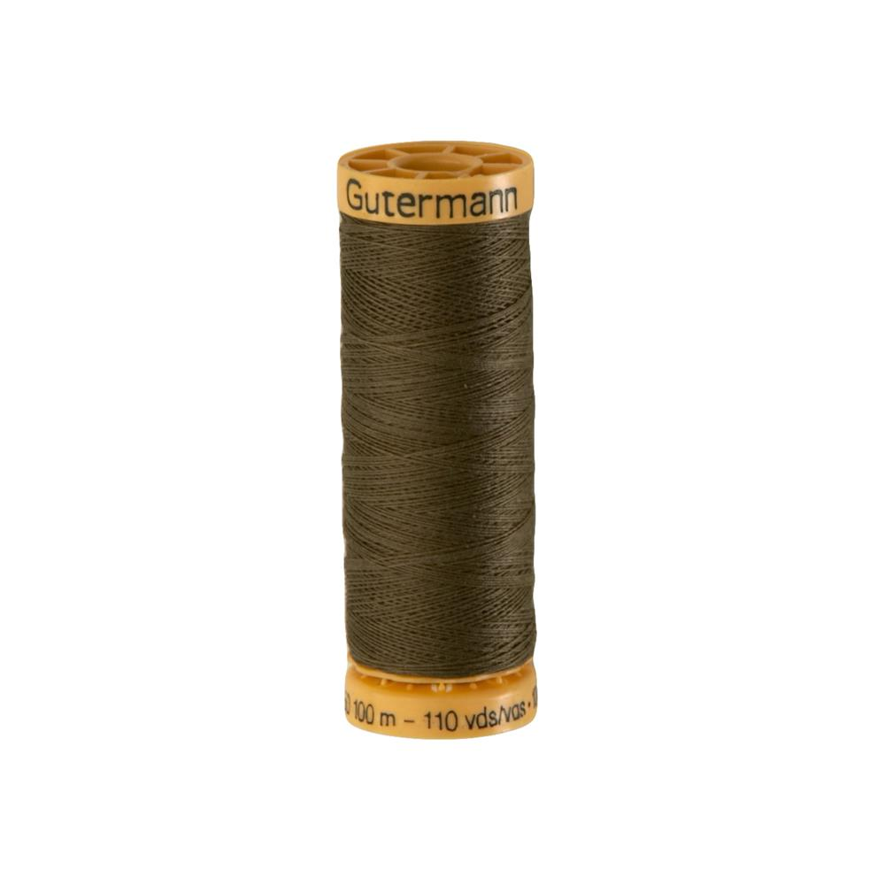Gutermann Natural Cotton Thread 100m/109yds Dark Dogwood
