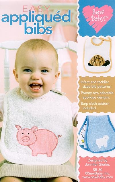 SewBaby! The Bib Boutique Pattern Book