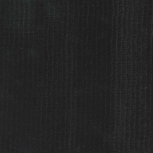 Oil Cloth Solid Black Fabric By The Yard