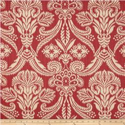 Covington Canterbury Reversible Jacquard Antique Red