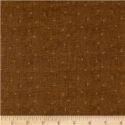 Windham Settlement Geo Shirting Brown