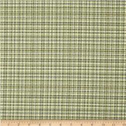 Harper Home Tweed Basket Weave Green Apple