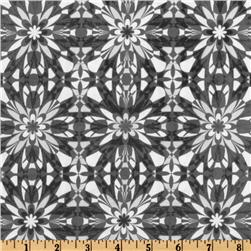 Silent Cinema Laminated Cotton Starlet Grey
