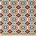 Moda Native Sun Serape Blanket Maize