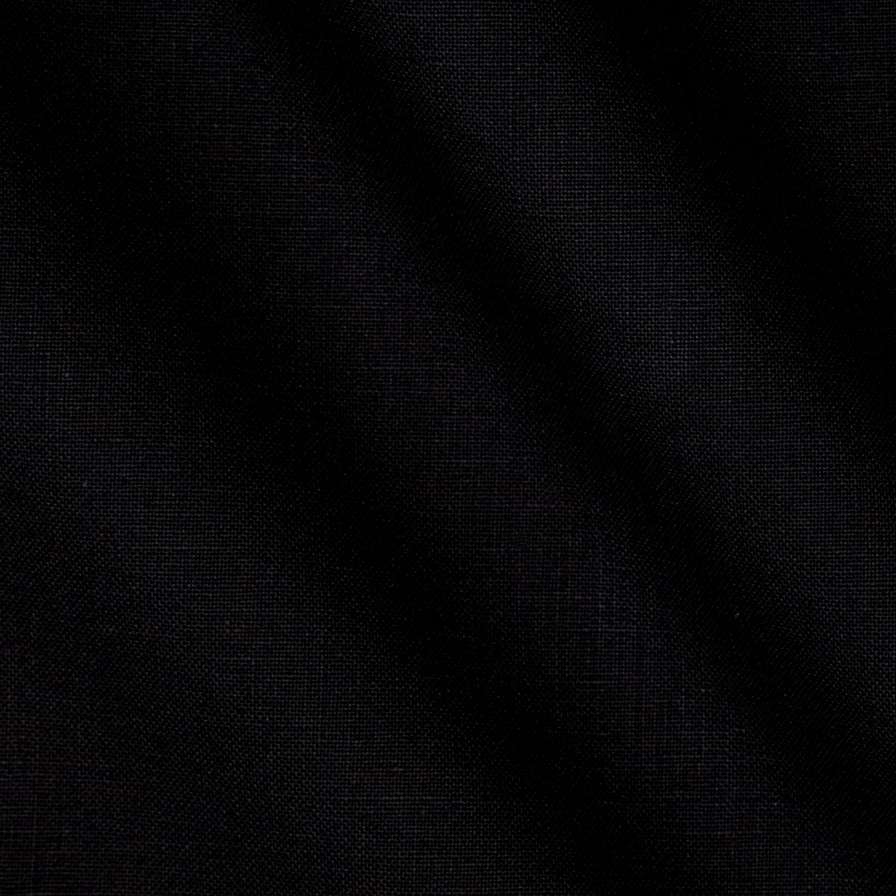 Kona Cotton Solid 108'' Wide Quilt Back Black Fabric