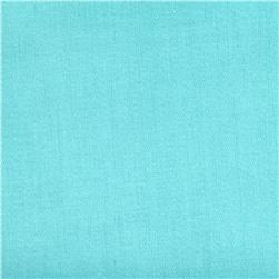 Sateen Solid Turquoise