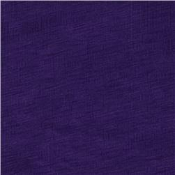 Rayon Spandex Jersey Knit Bright Purple