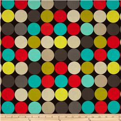 Michael Miller Disco Dot Clementine Fabric