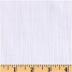 Cotton Slub Double Gauze PDF White