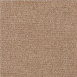 Designer Stretch Brushed Suiting Camel