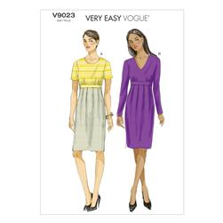 Vogue Misses' Dress Pattern V9023 Size B50