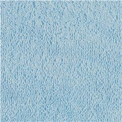 Shannon Terry Cloth Cuddle Baby Blue