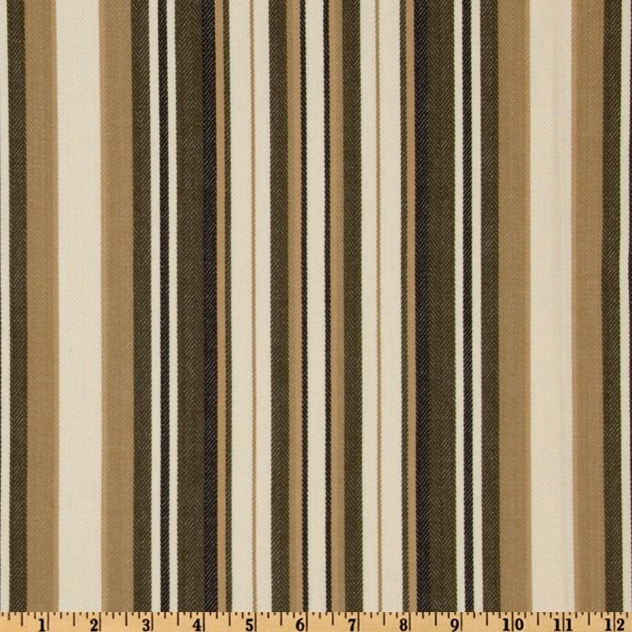 Suburban Home Nalani Stripe Chocolate