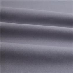 Kona Cotton Medium Grey Fabric