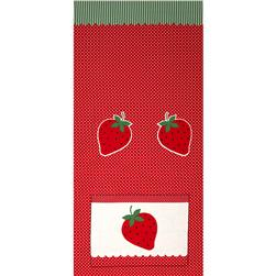 Seven Islands Strawberries and Polka Dots Red