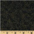 Pear Tree Greetings Metallic Dots Black/Gold