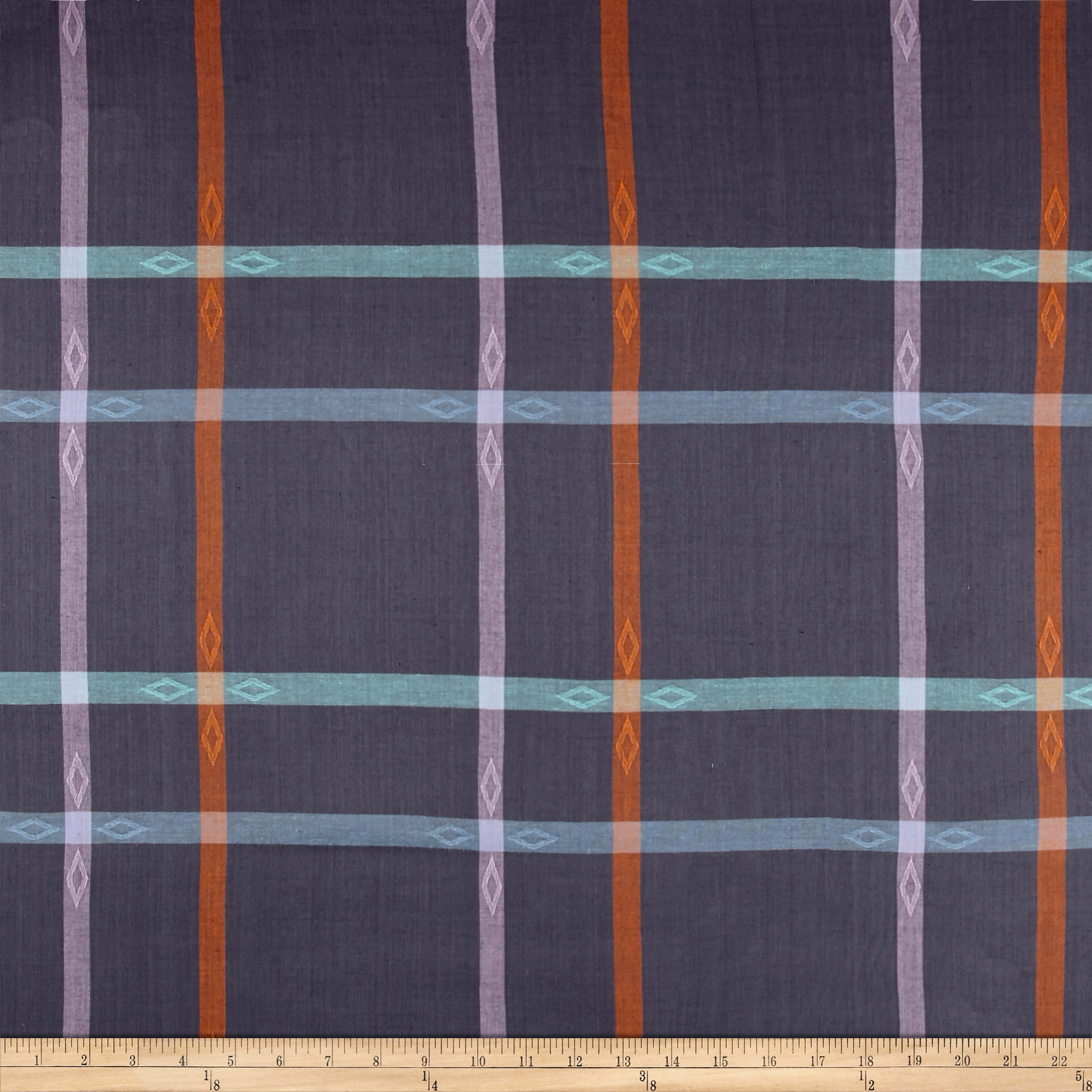 Anna Maria Horner Loominous Crisscross Dusk Fabric by Westminster in USA
