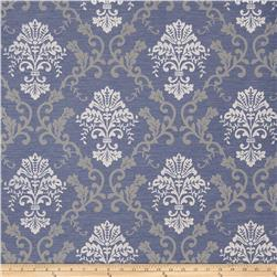 Fabricut Grace Wallpaper Lapis (Double Roll)