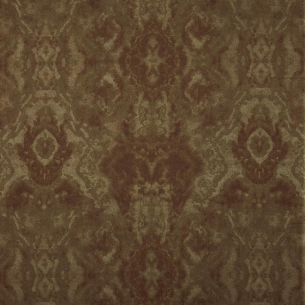 Comfy Flannel Tone on Tone Brown