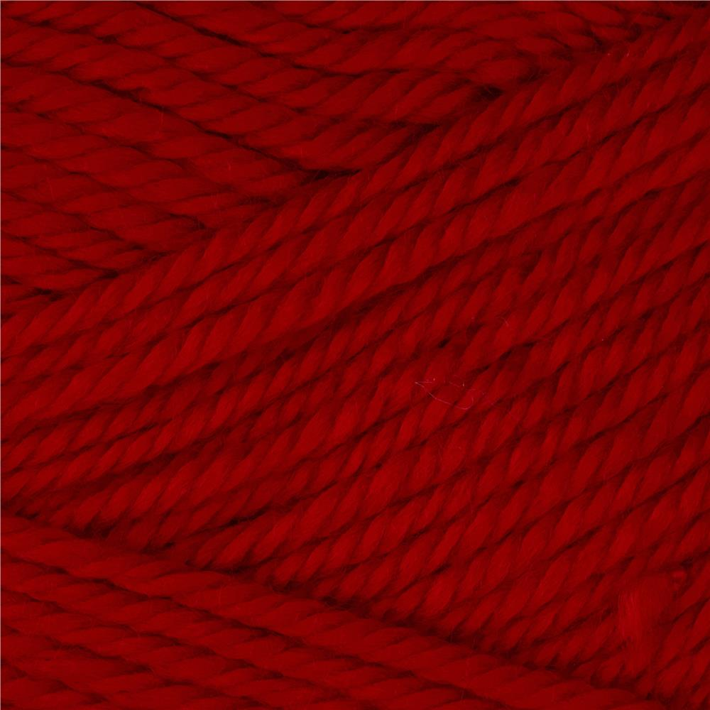 Red Heart Soft Yarn (9925) Really Red