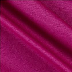 Nylon Activewear Knit Solid Fuchsia