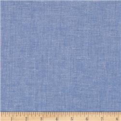 Moda Chambray Medium Blue