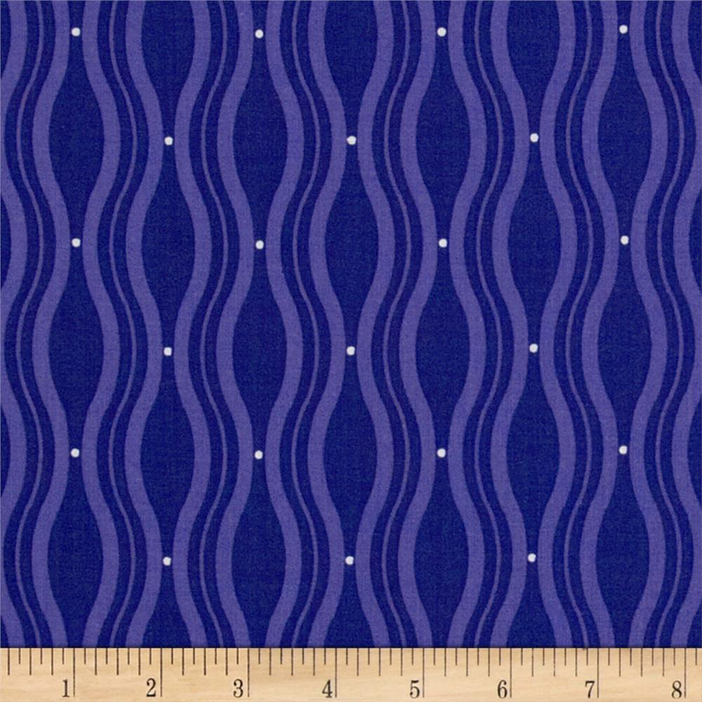 Blair Sea Stripe Blue