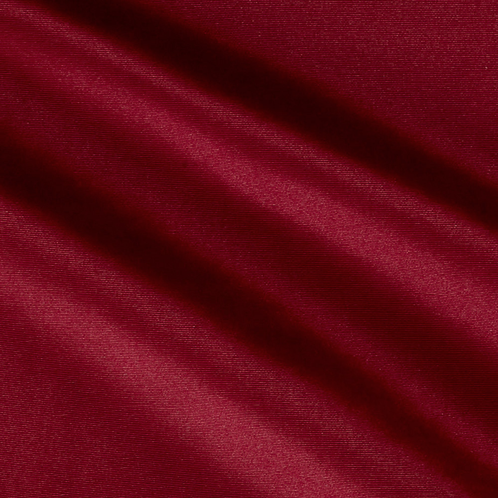 Ribbed Bengaline Cranberry Fabric