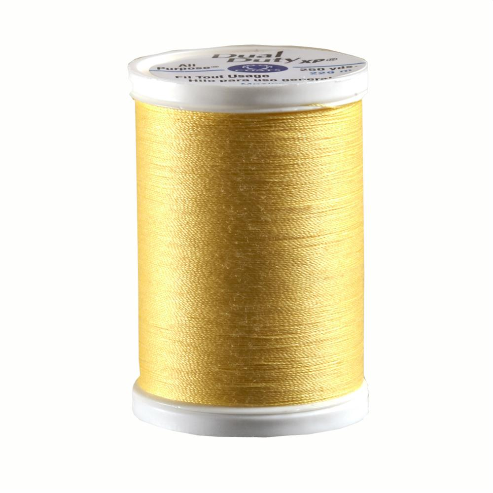 Coats & Clark Dual Duty XP 250yd Yellow