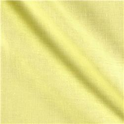 Formenti 100% Linen Canary Yellow