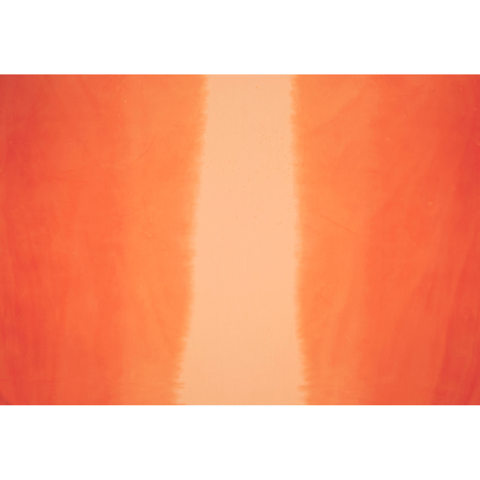 Ombre Hand Dyes Sunrise Orange Fabric