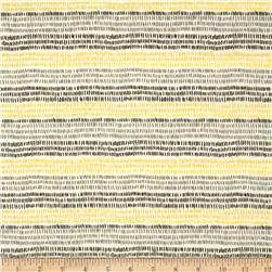 Market Road Broken Stripe Cream/Multi