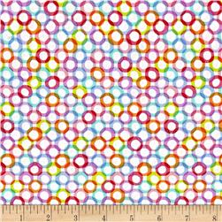 Kanvas Blocks Of Brillance Loop d' Loop White/Pastel