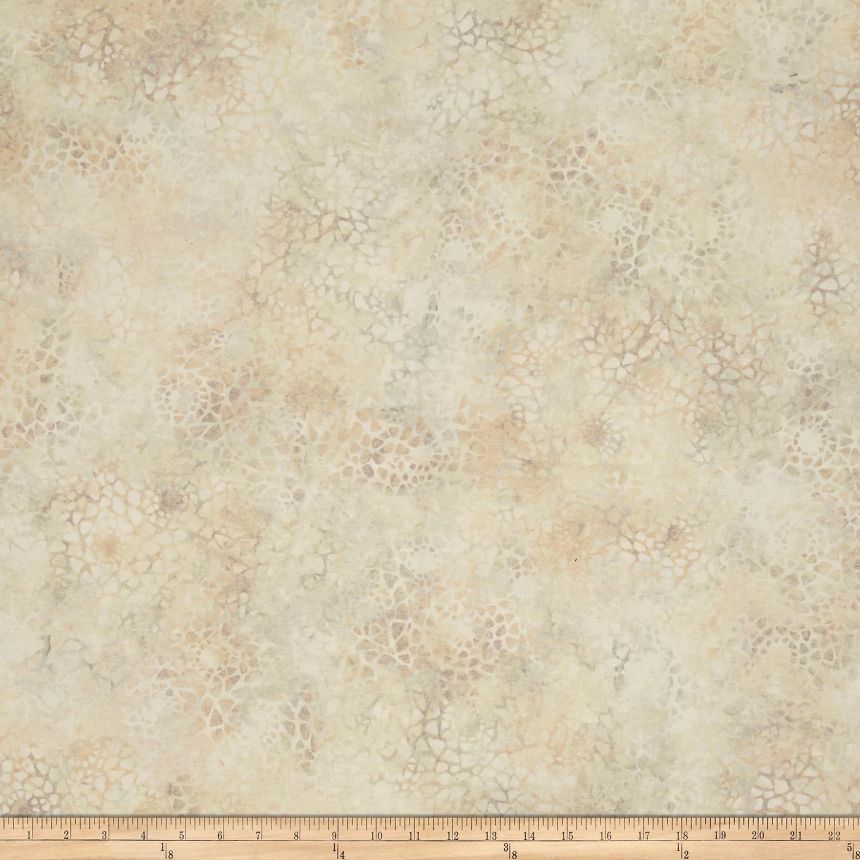 Essentials 108'' Wide Back Mosaic Ivory/Grey Fabric by MM Fab in USA